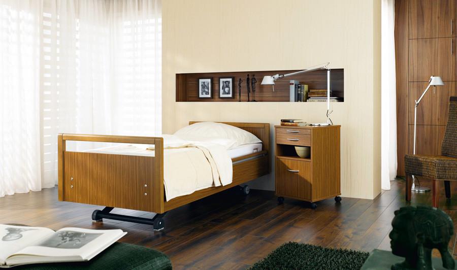 Hoog-laag bed Sentida 01 Design G van Wissner-Bosserhoff