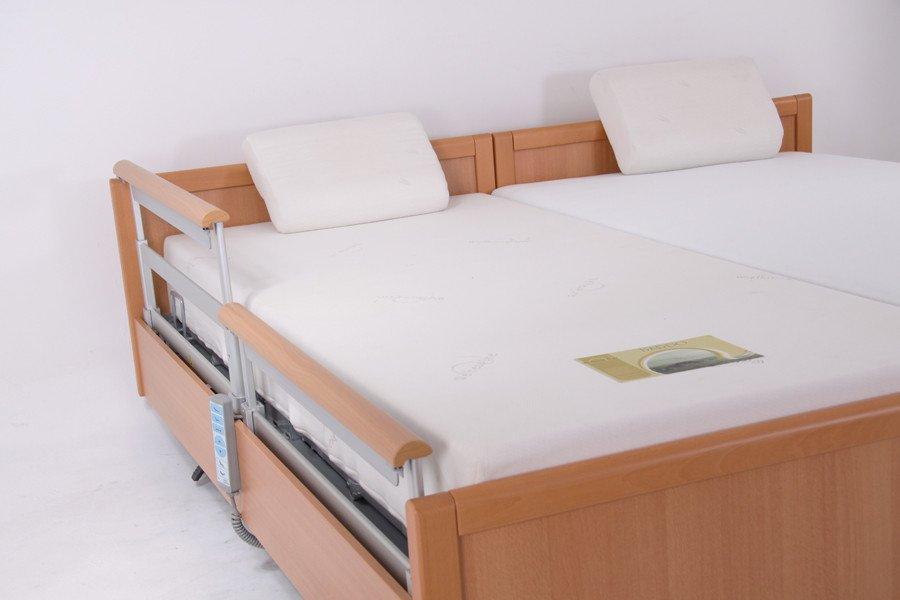 Sentida 05 van Wissner-Bosserhoff tweepersoons hoog laag bed