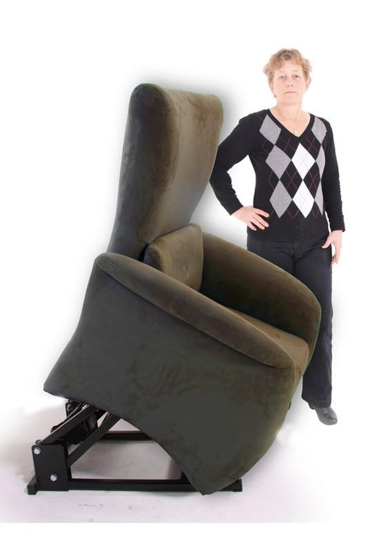 Sta-op fauteuil Amber