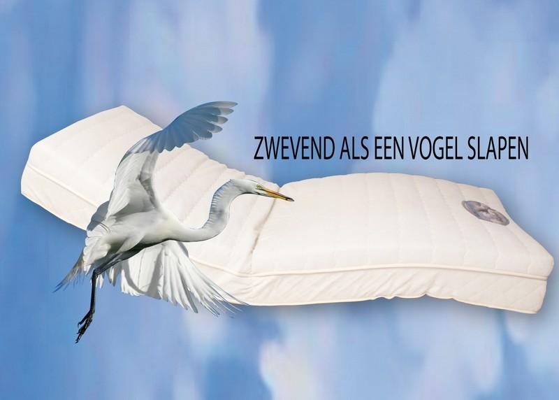 Luchtcomfort Luxe is een luchtondersteunend matras