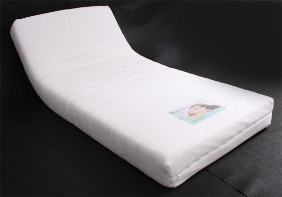 Matras BodyComfort 24 cm dik Kwalitatief hoogstaande schuim matras