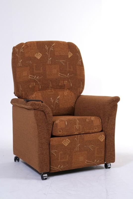 Maatwerk fauteuil Adriana