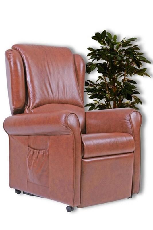 Maatwerk fauteuil Alexandra