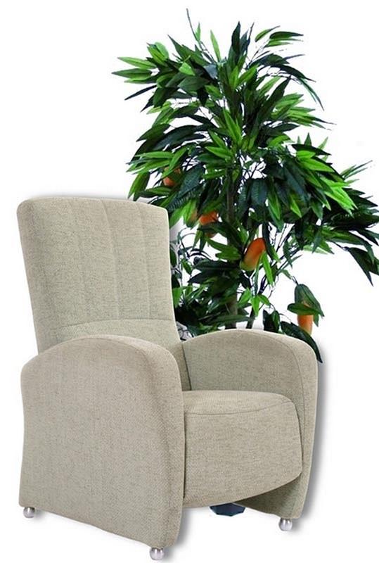 Maatwerk fauteuil Babs