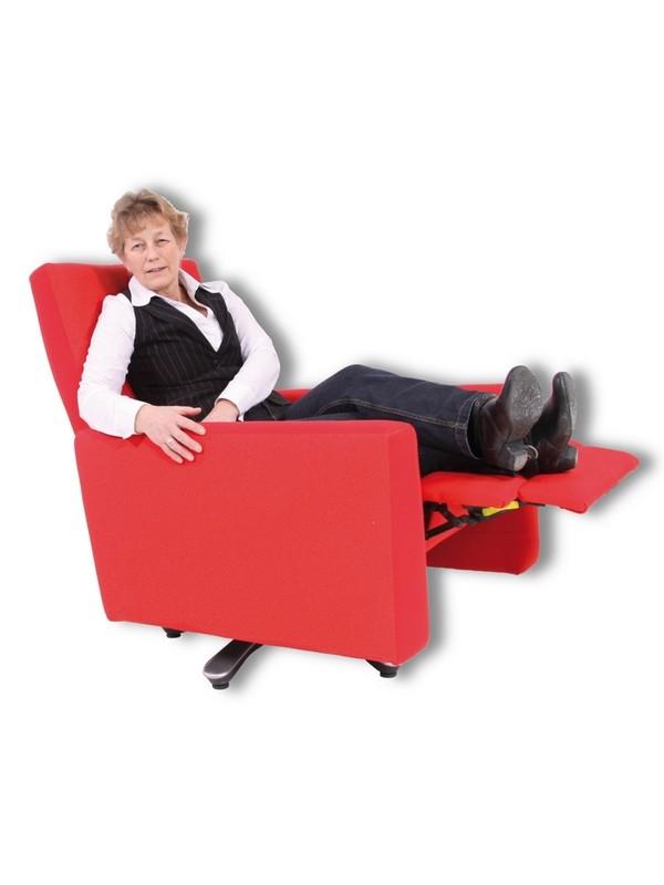 Maatwerk fauteuil Carlijn