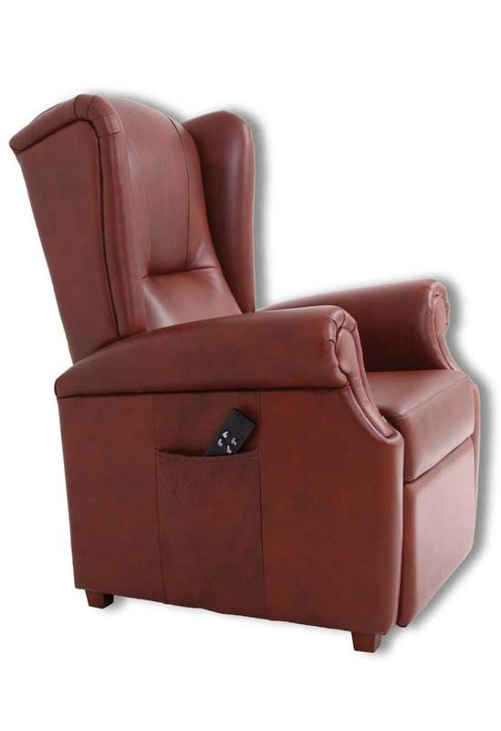 Maatwerk fauteuil Claudia