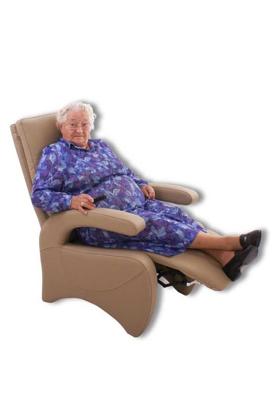 Maatwerk fauteuil Dagmar