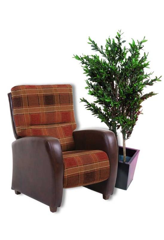 Maatwerk fauteuil Dibba