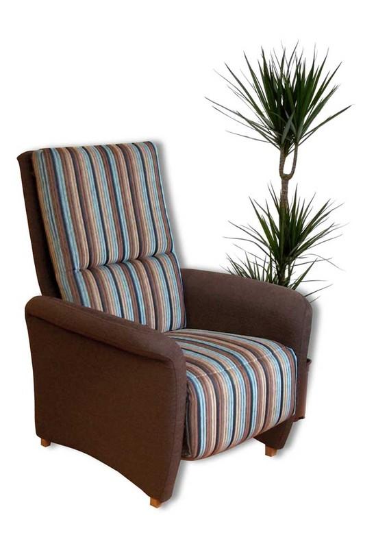 Maatwerk fauteuil Dinja