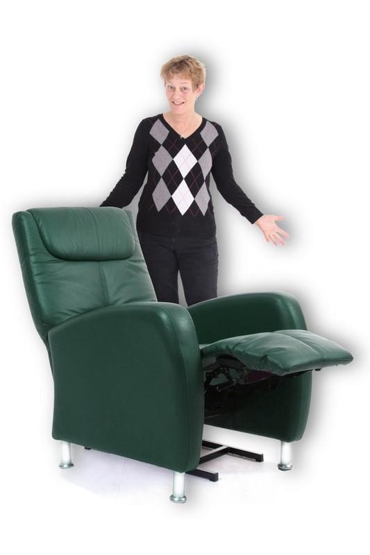 Maatwerk Sta-op fauteuil Celeste