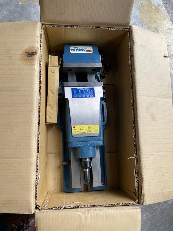 VERTEX-VH-6 hydraulische machineklem