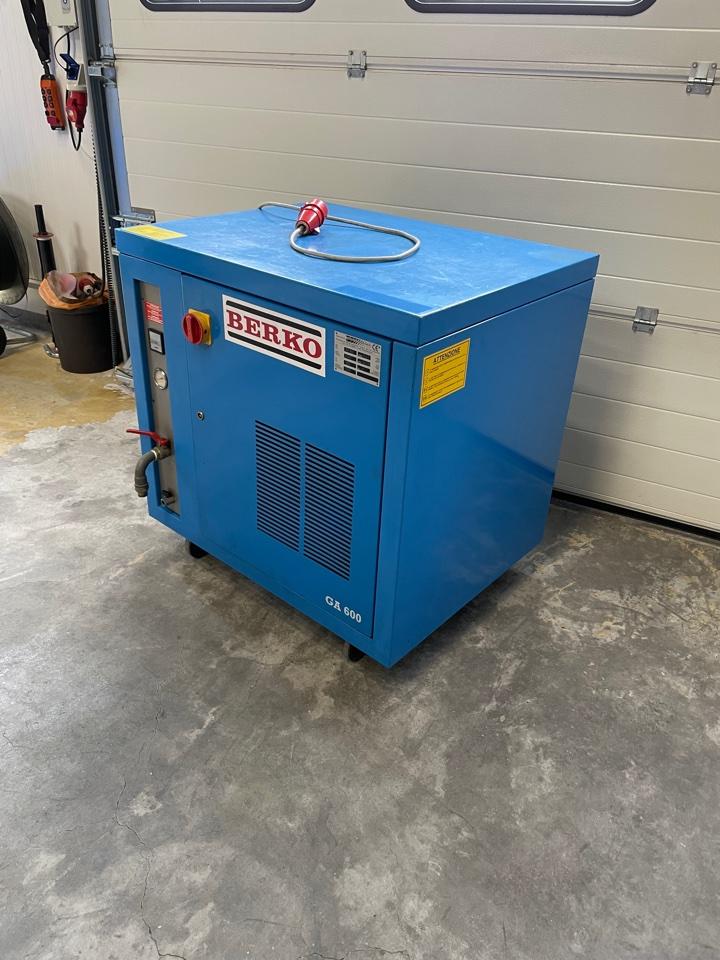 BERKO lucht compressor( VERKOCHT )